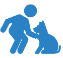 adopt a dog icon